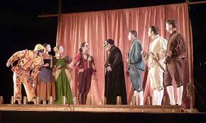 La Princesse d'Elide - Théâtrales de Collonges-la-Rouge