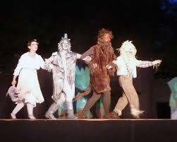 Oz, voyage au pays du magicien