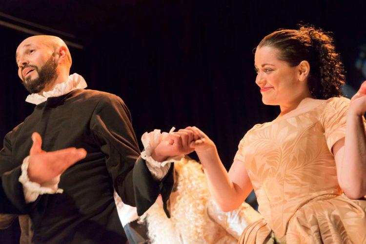 L'école des maris - Théâtrales de Collonges-la-Rouge