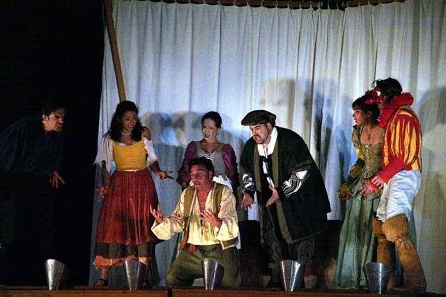 Le capitaine Fracasse - Théâtrales de Collonges-la-Rouge