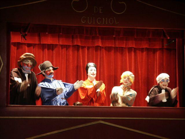 Le petit monde de Guignol - Théâtrales de Collonges-la-Rouge