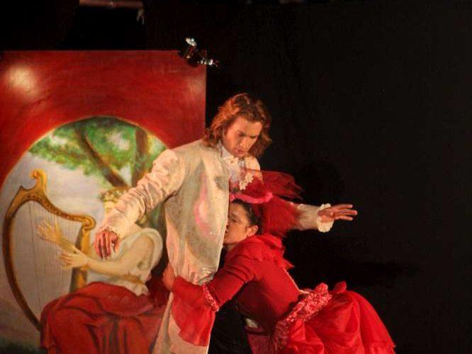 Les femmes savantes - Théâtrales de Collonges-la-Rouge