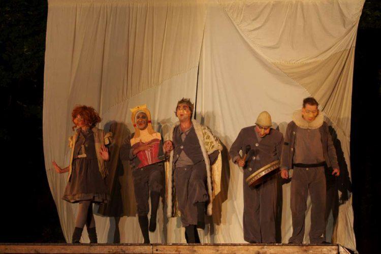 Hamlet or not Hamlet - Théâtrales de Collonges-la-Rouge