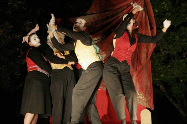 Orion le tueur - Théâtrales de Collonges-la-Rouge