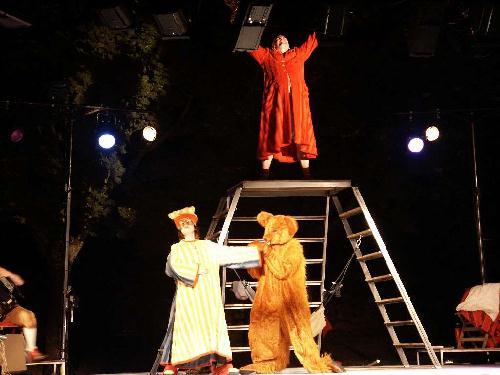 Compagnie LMA Productions - Théâtrales de Collonges-la-Rouge