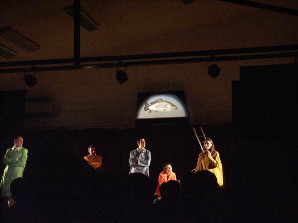 Théâtre sans animaux - Théâtrales de Collonges-la-Rouge