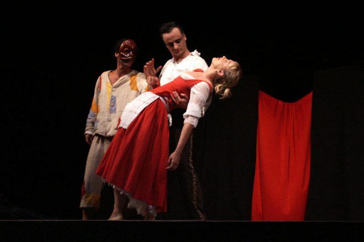 Arlequin, serviteur de l'amour - Théâtrales de Collonges-la-Rouge