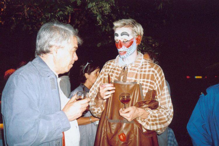 Les coulisses du festival - Théâtrales de Collonges-la-Rouge