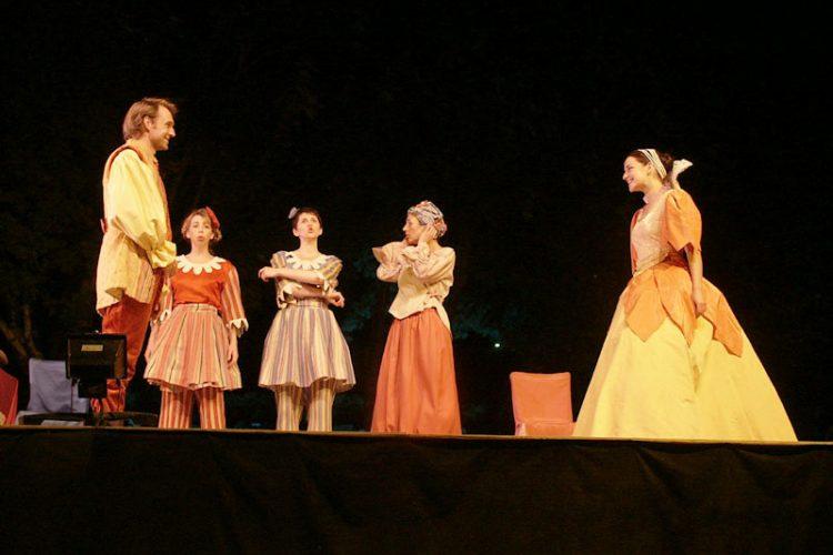 Cendrillon - Théâtrales de Collonges-la-Rouge