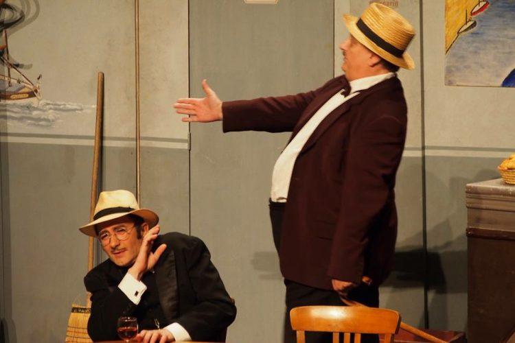 Marius - Théâtrales de Collonges-la-Rouge