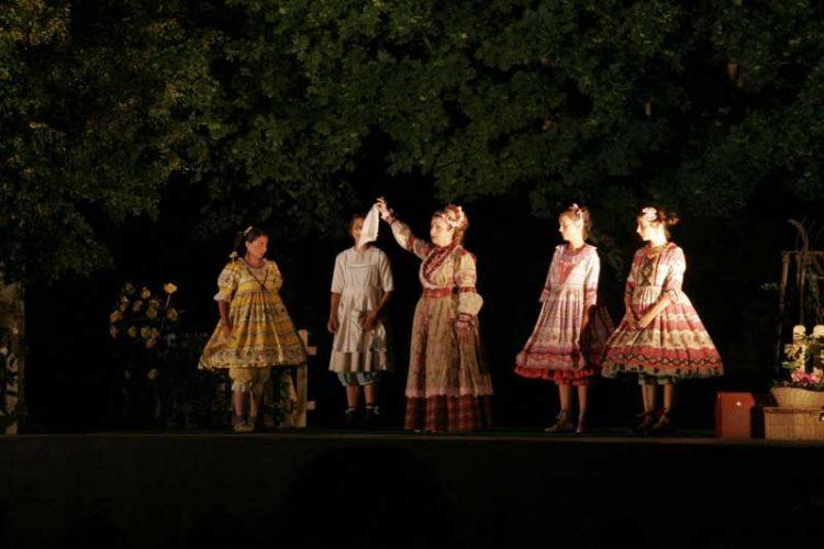 Les petites filles modèles - Théâtrales de Collonges-la-Rouge