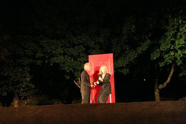 Couple ouvert à deux battants - Théâtrales de Collonges-la-Rouge