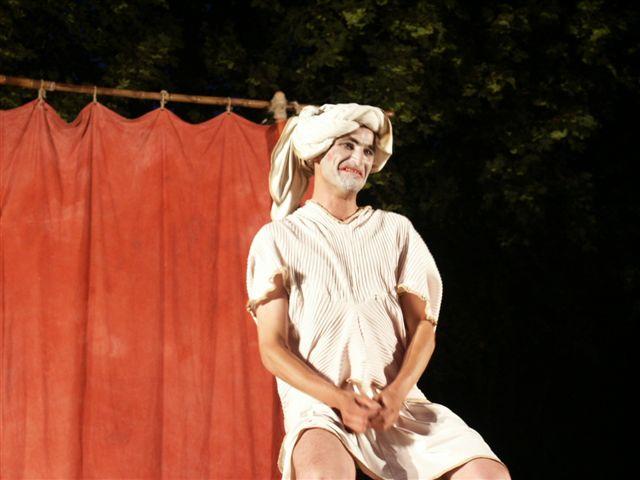 Panem et circenses - Théâtrales de Collonges-la-Rouge