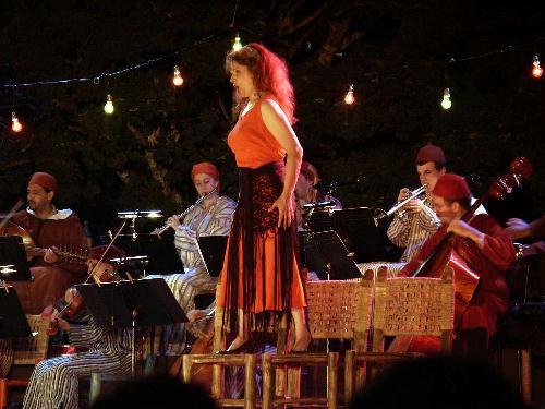 Une Carmen arabo-andalouse - Théâtrales de Collonges-la-Rouge