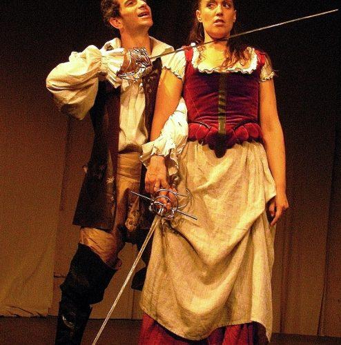 D'artagnan hors la loi - Théâtrales de Collonges-la-Rouge