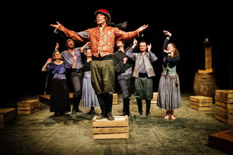 La cour des miracles (d'après ND De Paris) - Théâtrales de Collonges-la-Rouge