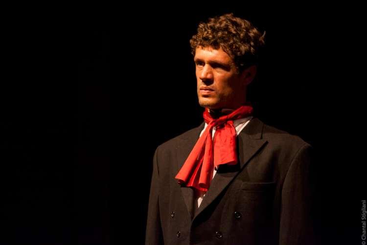Le porteur d'histoire - Théâtrales de Collonges-la-Rouge