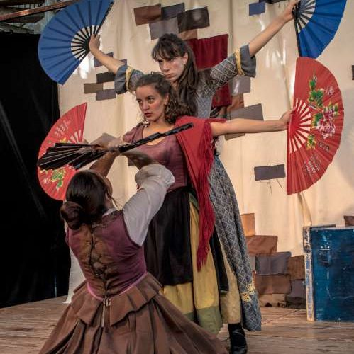 Scaramuccia - Théâtrales de Collonges-la-Rouge
