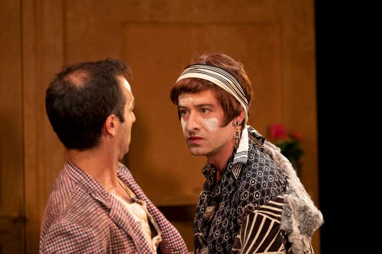 Arlequin, valet de deux maîtres - Théâtrales de Collonges-la-Rouge