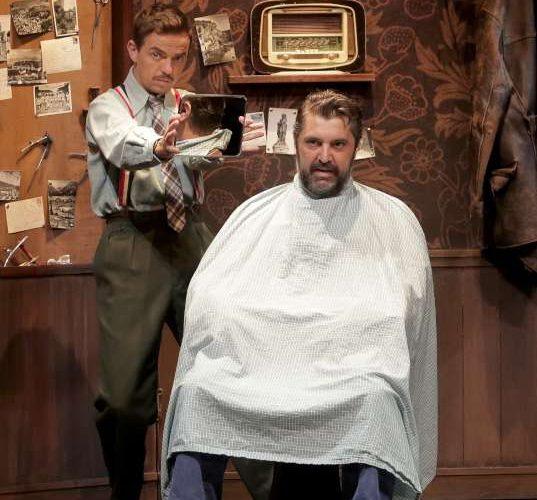 Le petit coiffeur - Théâtrales de Collonges-la-Rouge